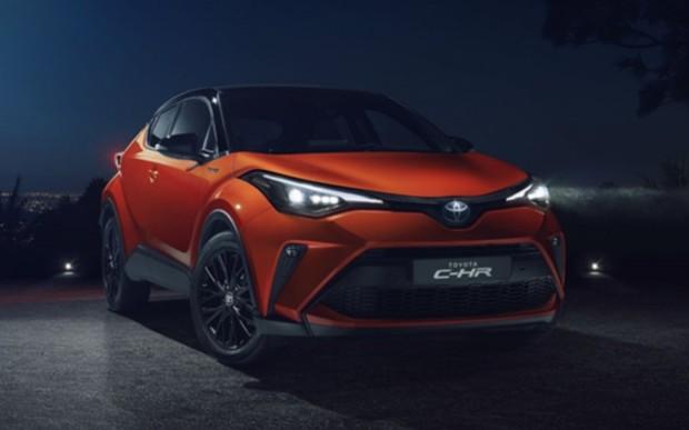 Оновлений Toyota C-hr - приймаємо замовлення в Тойота Центр Вінниця «Преміум Моторс»