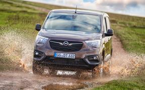 Opel Combo получил французский полный привод