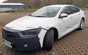 Opel Insignia готовится к рестайлингу. Будут ли у нее французские моторы?