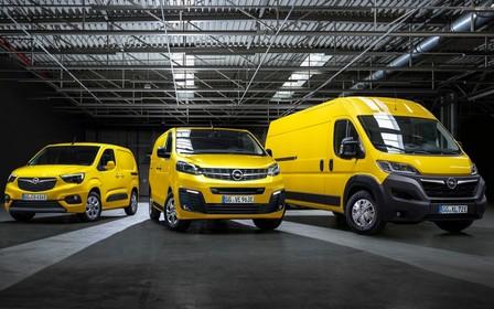 Opel Movano сменил поколение и стал электрическим. Когда в продажу?