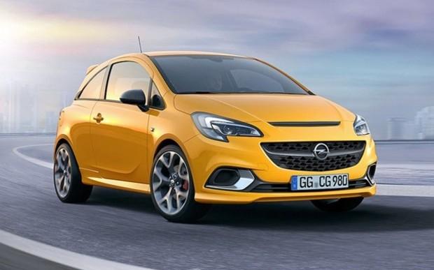 Opel показав новий спортивний Corsa GSI