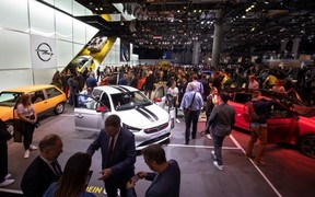 Opel покаже нові Corsa й Astra, Grandland X Plug-in Hybrid на автосалоні IAA 2019 У Франкфурті