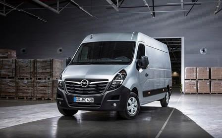 Opel розгорнув український продаж найбільшого фургона - Movano