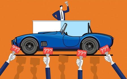 Опрос: нужны ли автомобильные аукционы в Украине, и какие именно?
