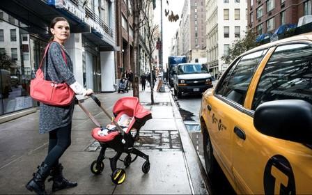 Опитування: Таксисти проти дитячих автокрісел. А ви?