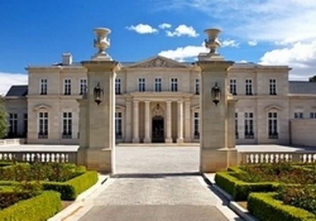 Опубликован рейтинг Forbes 2009 самых дорогих домов мира