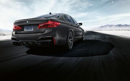Партію 625-сильних BMW M5 випустять до ювілею
