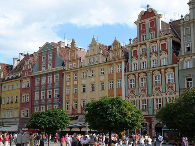 Осенью начнется аукционная пора для польской недвижимости