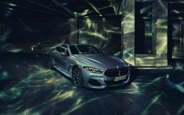 Особлива серія BMW M850i xDrive First Edition