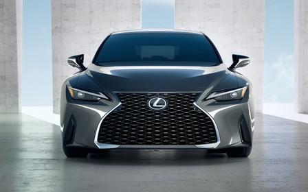 Залишився собою? Lexus IS нового покоління офіційно презентовано