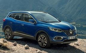 От 23 000 евро: кроссовер Renault Kadjar обновился