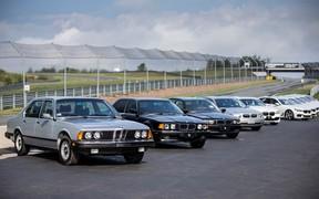 От и до. BMW 7 серии в «лицах»