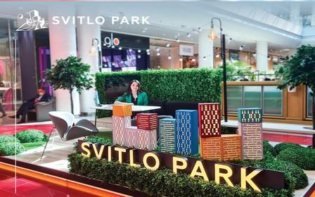 Отдел продаж ЖК Svitlo Park переехал в ТРЦ Ocean Plaza