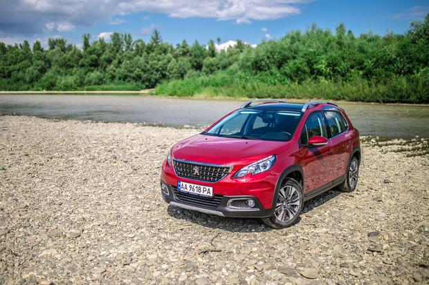 Відпускник: Тест-драйв Peugeot 2008