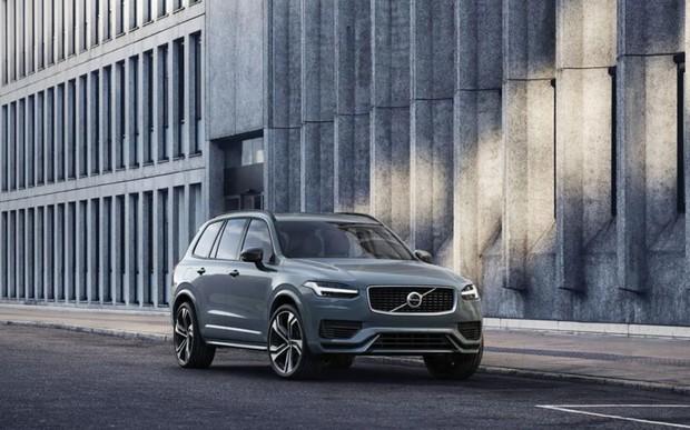 Пакетні комплектації Volvo ХС90 від 1 455 472 гривень*