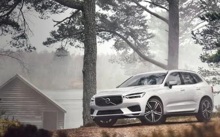 Пакетные комплектации Volvo ХС60 от 1 182 875 гривен**