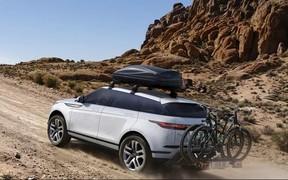 Пакеты аксессуаров Land Rover с выгодой в 15%*