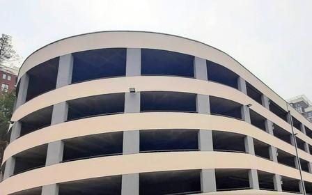 Паркинг ЖК Krona Park введен в эксплуатацию
