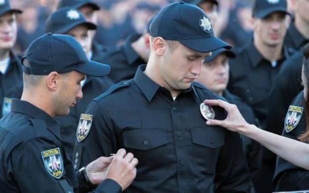 Патрульная полиция Украины лишилась 230 сотрудников