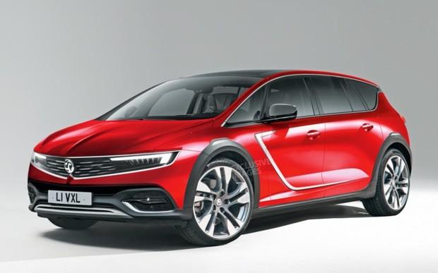 Переобуется? Opel Insignia в следующем поколении станет кроссовером
