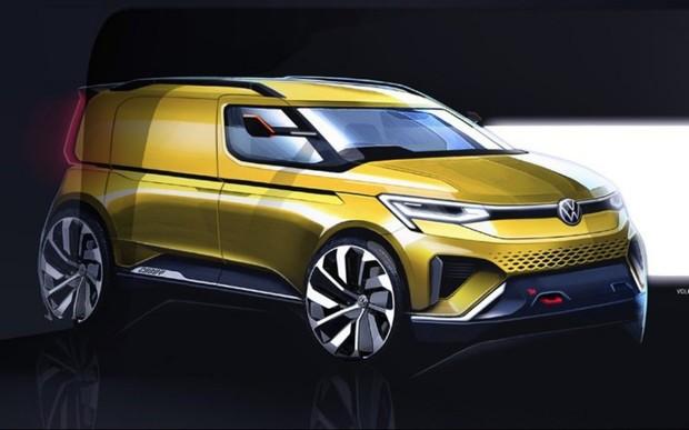 Перший показ нового Caddy від Volkswagen Комерційні автомобілі – Світова прем'єра у лютому 2020 року