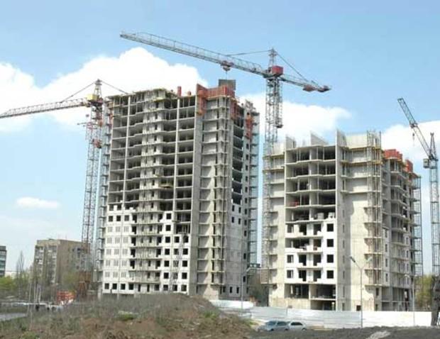 Первичный рынок жилья в Харькове пострадал незначительно