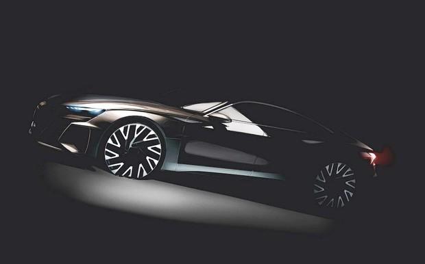 Первое фото: Audi анонсировала электрический Gran Turismo