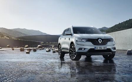 Первое фото нового Renault Koleos