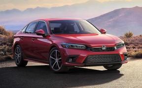 Первое фото серийного Honda Civic нового поколения. Accord, ты?