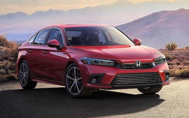Перше фото серійного Honda Civic нового покоління. Accord, це ти?