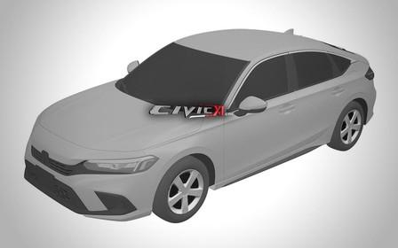 Первые фото Honda Civic нового поколения. Как вам это нравится?