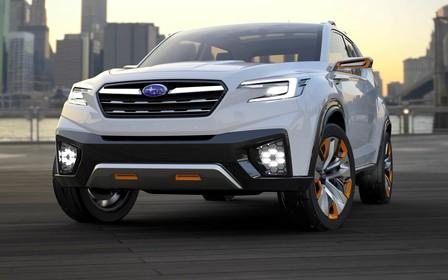 Первый электрический Subaru появится в 2021 году