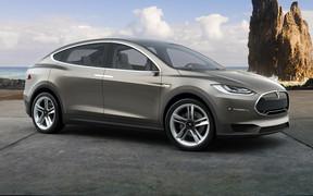Первый кроссовер Tesla станет самым быстрым SUV в мире