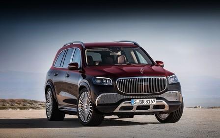 Перший Mercedes-Maybach GLS продали в Україні. Скільки коштує?