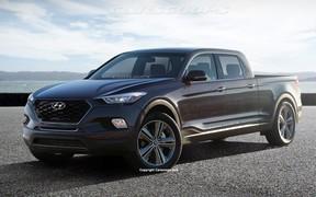 Пикап Hyundai построят в США. На очереди Kia