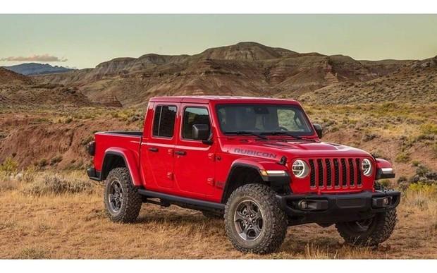 Пікап Jeep Gladiator з'явиться в Європі в 2020
