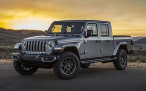 Пикап Jeep снова стал на конвейер