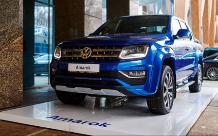Пікапи знову на висоті: забирайте свій Volkswagen Amarok за максимально доступними цінами