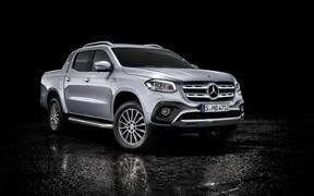 Пикапу Mercedes-Benz X-Class добавят мощности