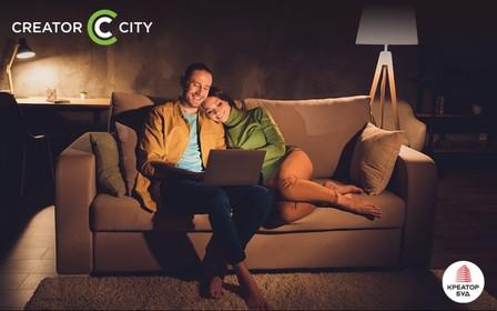 Платите после заселения - рассрочка в ЖК Creator City