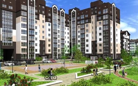 По итогам 5 месяцев в пригороде Киева более 80% всех покупок пришлись на однокомнатные квартиры