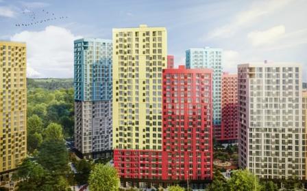 По итогам марта стоимость квартир в ЖК формата «город в городе» увеличилась на 6,7%