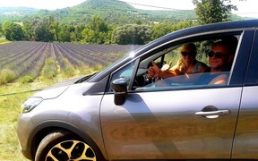 Победитель акции «Франция – на расстоянии одного ТО» посетил живописный Прованс