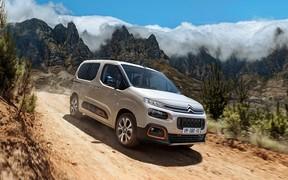 Победитель AutoBest 2019 едет в Украину: старт продаж пассажирского Citroën Berlingo