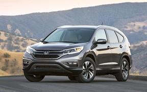 Почем покупать и за сколько можно продать Honda CR-V