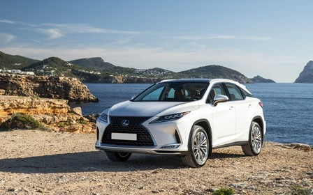 Почем покупать и за сколько можно продать Lexus RX