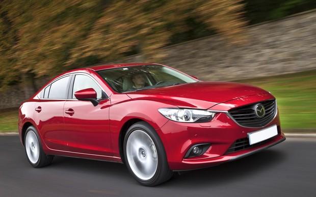 Почем покупать и за сколько можно продать Mazda 6