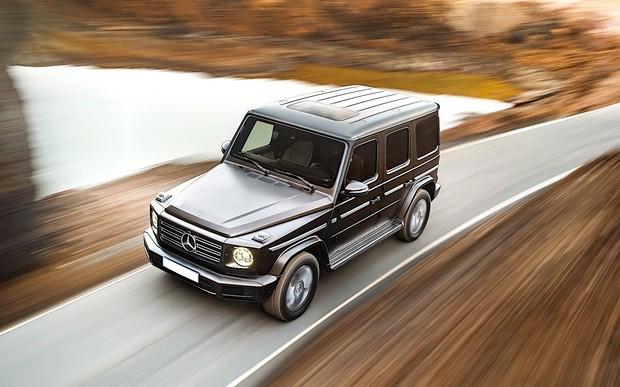 За скільки купувати, та за скільки можна продати Mercedes-Benz G-Class