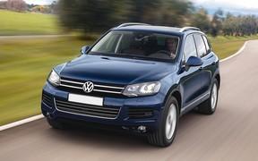 Почем покупать и за сколько можно продать Volkswagen Touareg