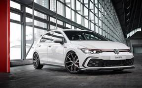 Почему такой дерзкий? Volkswagen Golf GTI получил новый обвес